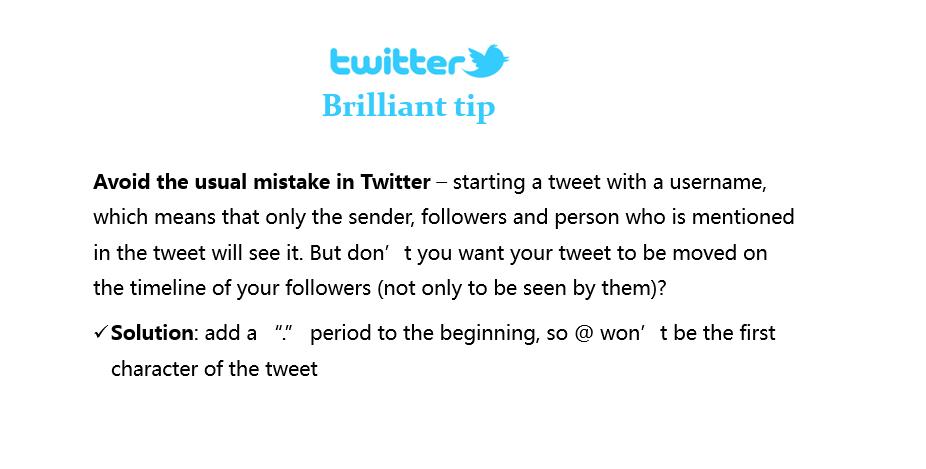 twitter tip 1