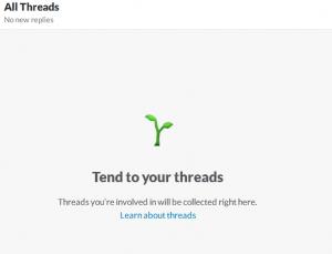 Slack Threads