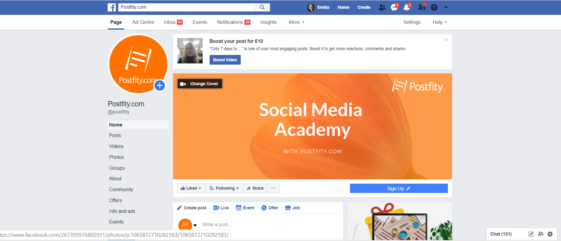 Facebook Marketing Strategy - The Ultimate Guide to Facebook