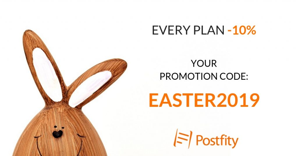 Easter Postfity Discount