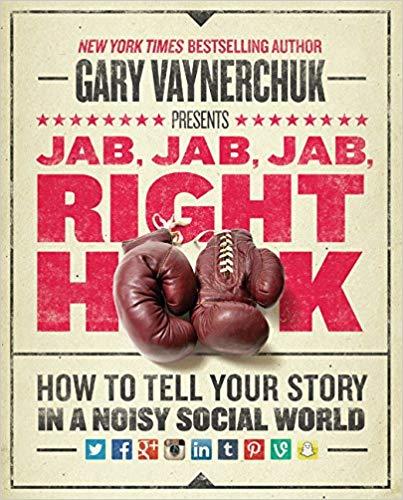 Jab Jab social media marketing books