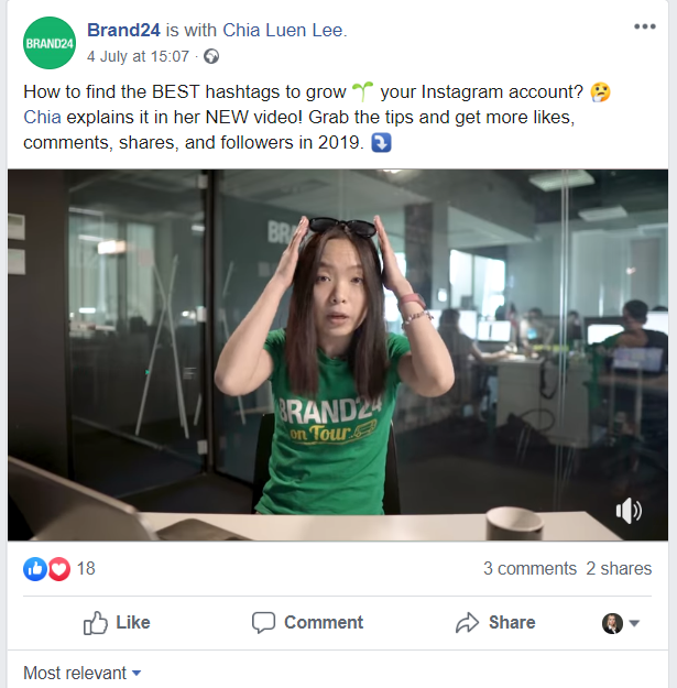Videos - Brand24