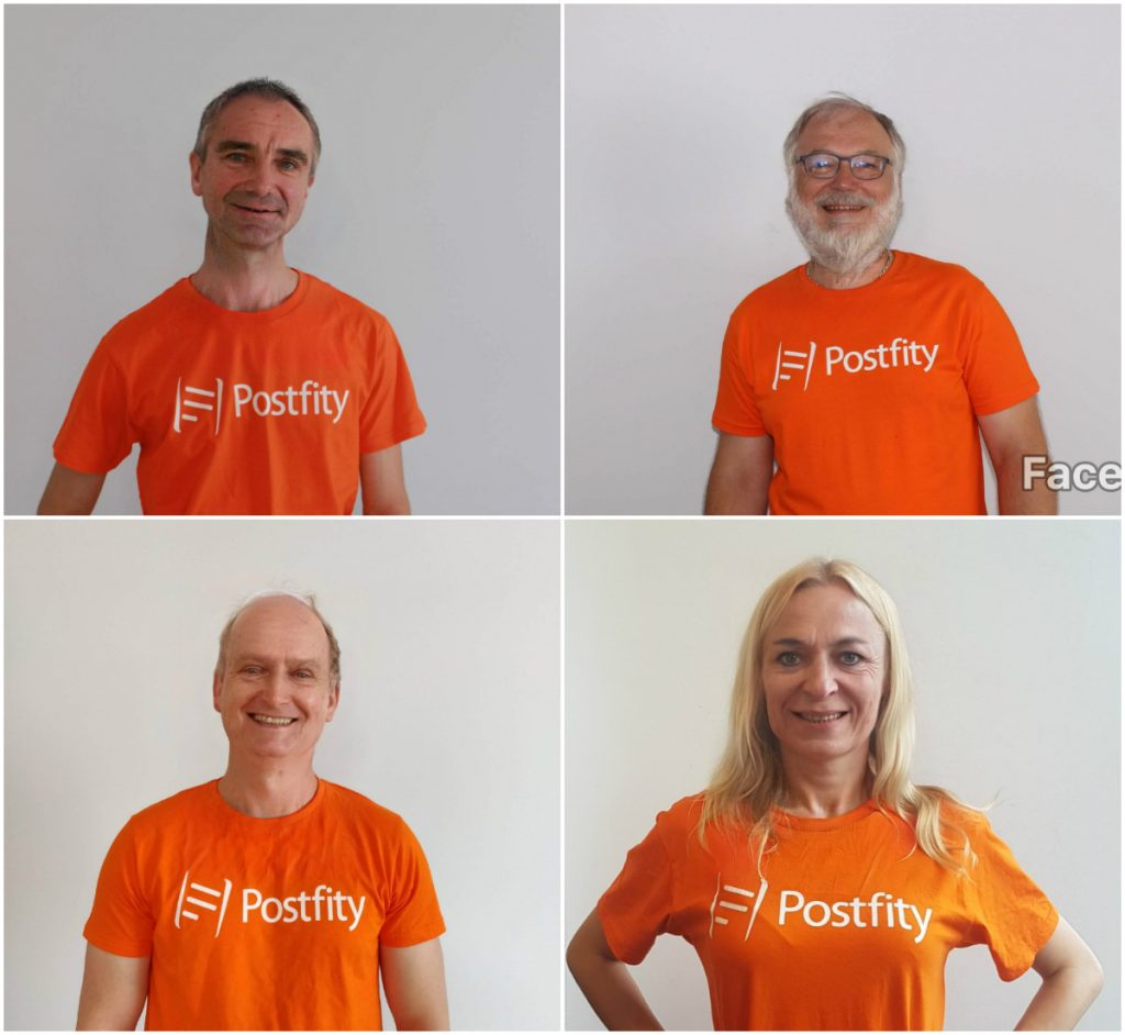 old postfity team