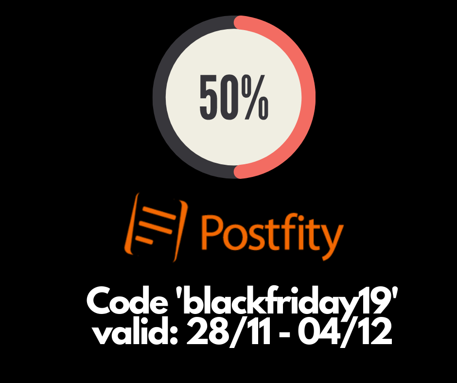 Black Friday Sale 50