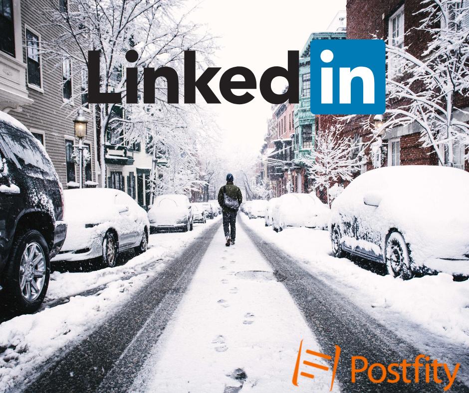 Linkedin January Post Ideas