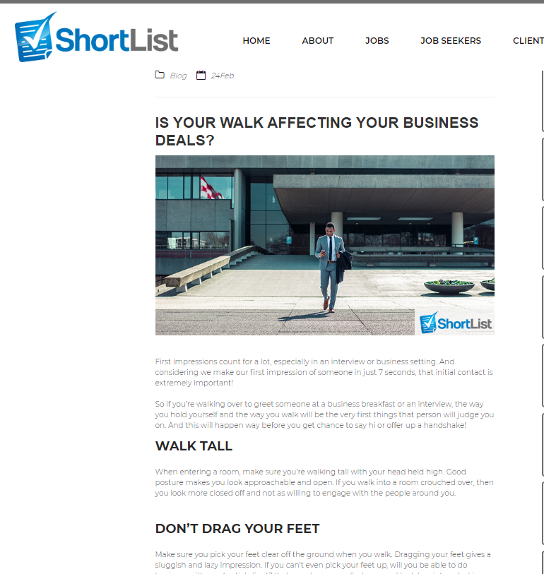 shortlist blog post